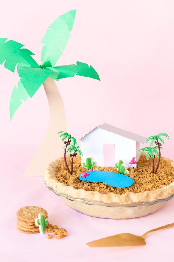Palm Springs Pie