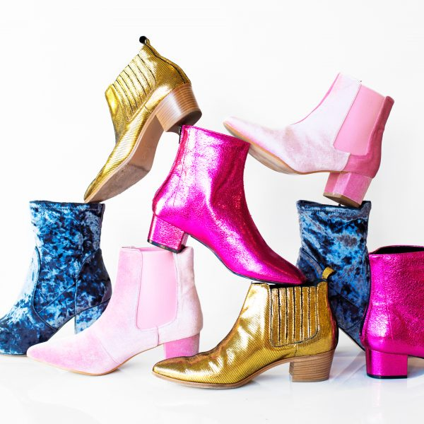 20 Colorful Statement Boots You Gotta See