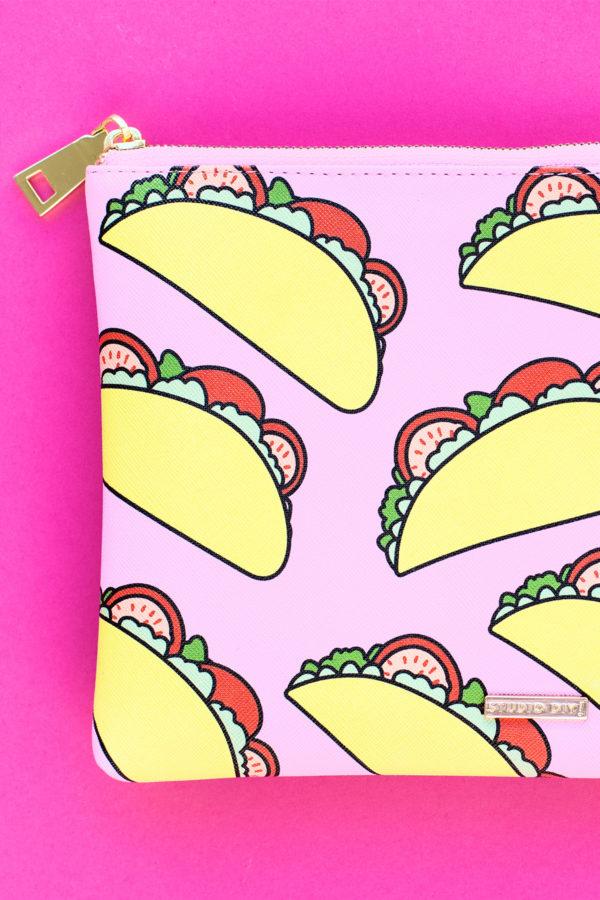 Taco Clutch!!!