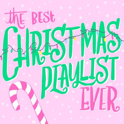 The Best Christmas Playlist Ever! (+ What's Your Fave Christmas Song?)