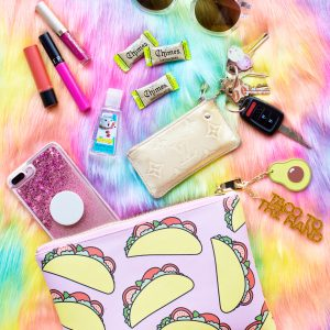 New Series!! What's In My Clutch!? (+ A BIG Giveaway!)