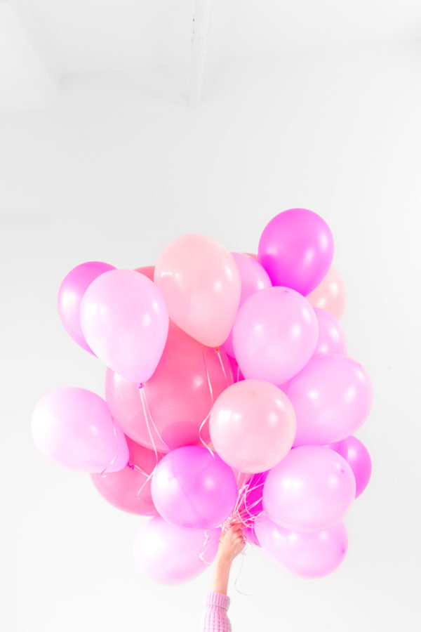 Bubblegum Galentine's Day Party
