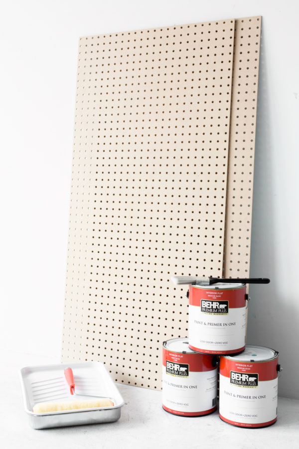 DIY Inspiration Peg Board