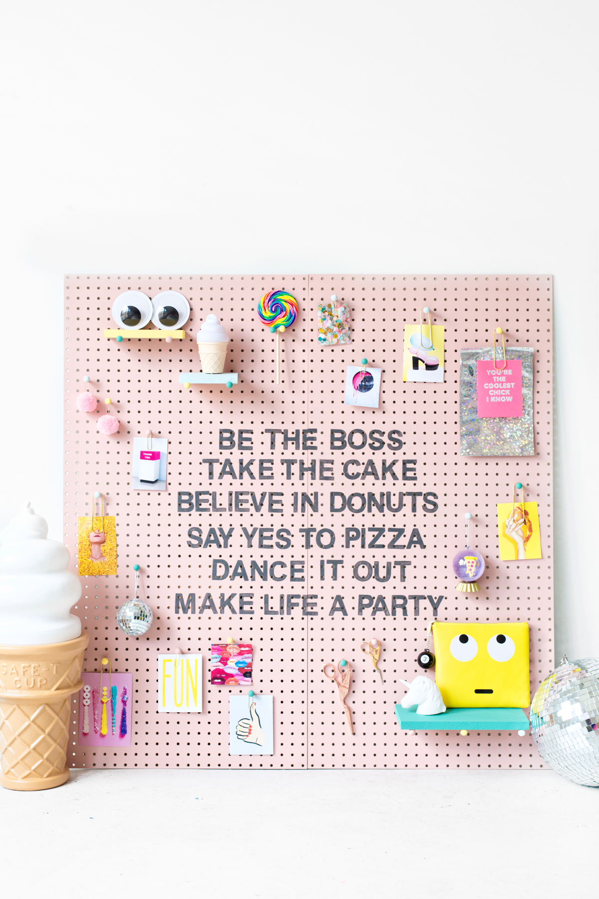 Diy Inspiration Pegboard A Reader Contest With Behr
