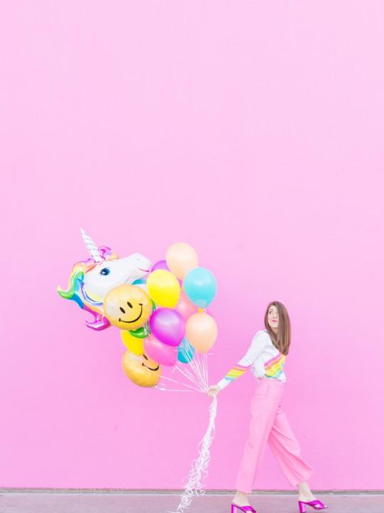 It's HERE!! The Studio DIY Balloon Shop is OPEN!