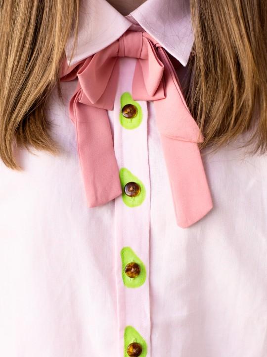 DIY Avocado Buttons