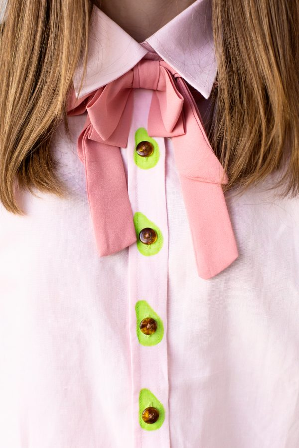 DIY Avocado Buttons!