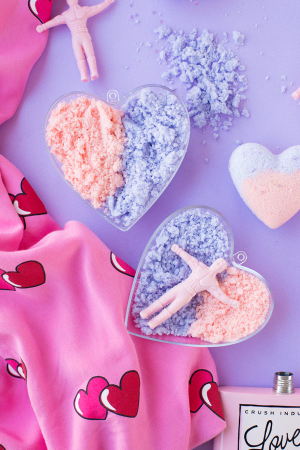 DIY Grow-A-Boyfriend Bath Bombs