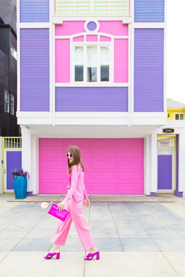 Malibu Barbie Dream House