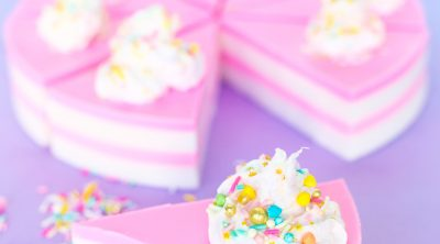 DIY Birthday Cake Soap