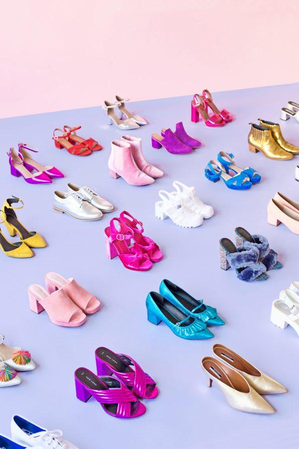 My Shoe Closet Essentials