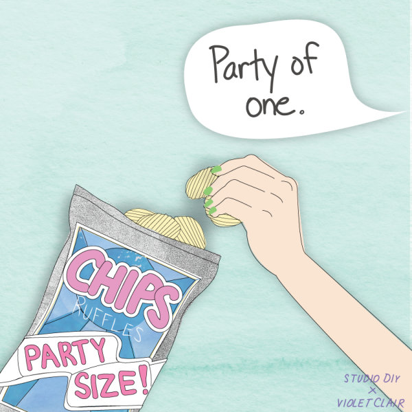 Chips, Party of One