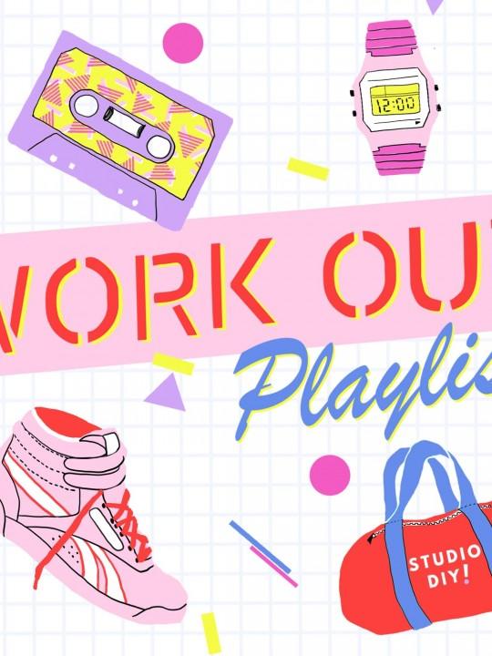 Get PUMPED: Our Favorite Workout Playlist