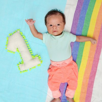 Arlo: One Month