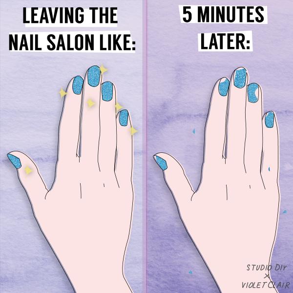 Nail Salon Problems