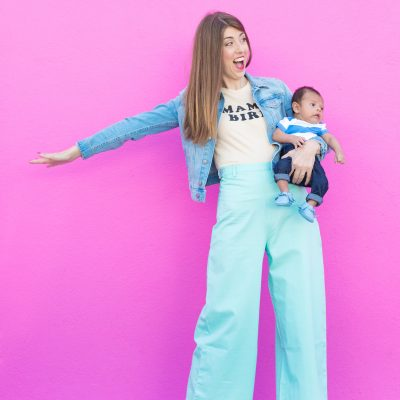 My First Mother's Day (+ Two Outfit Ideas for Yours!)