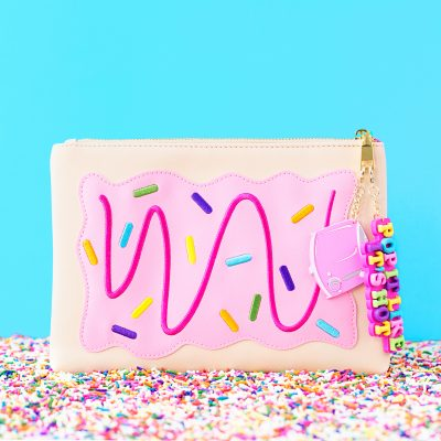 Can't Clutch This Reveal: Toaster Pastry Clutch