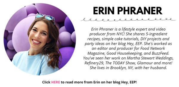 Meet Erin Phraner!