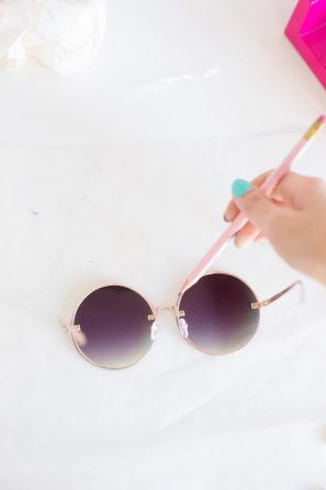 How To Make Rainbow Sunglasses