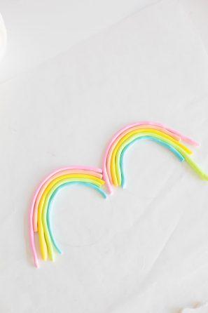 Rainbow Sunglasses DIY with Clay