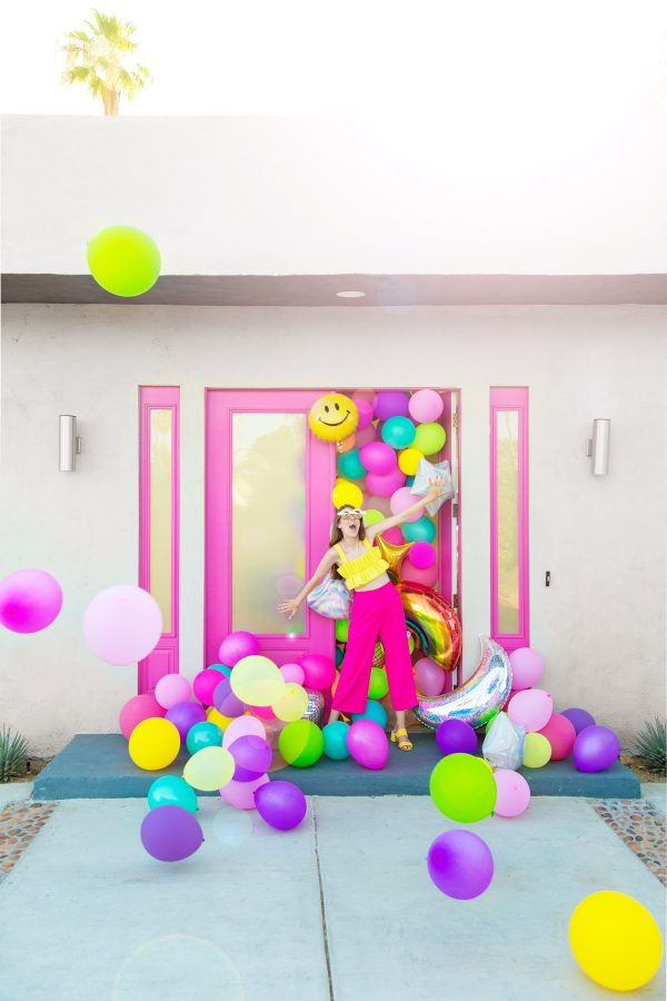 Balloon House!