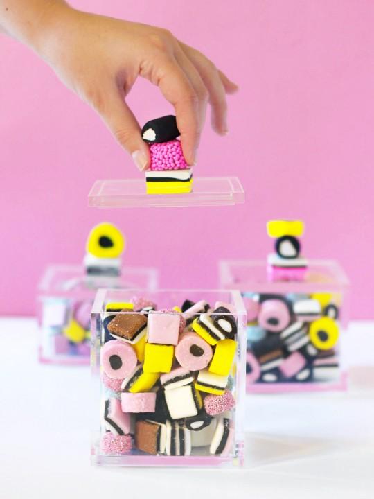 DIY Allsorts Candy Boxes