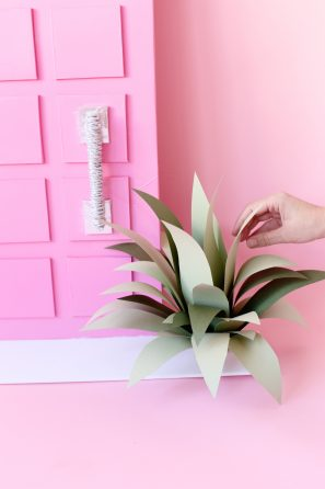 "DIY Palm Springs ""That Pink Door"" Costume"
