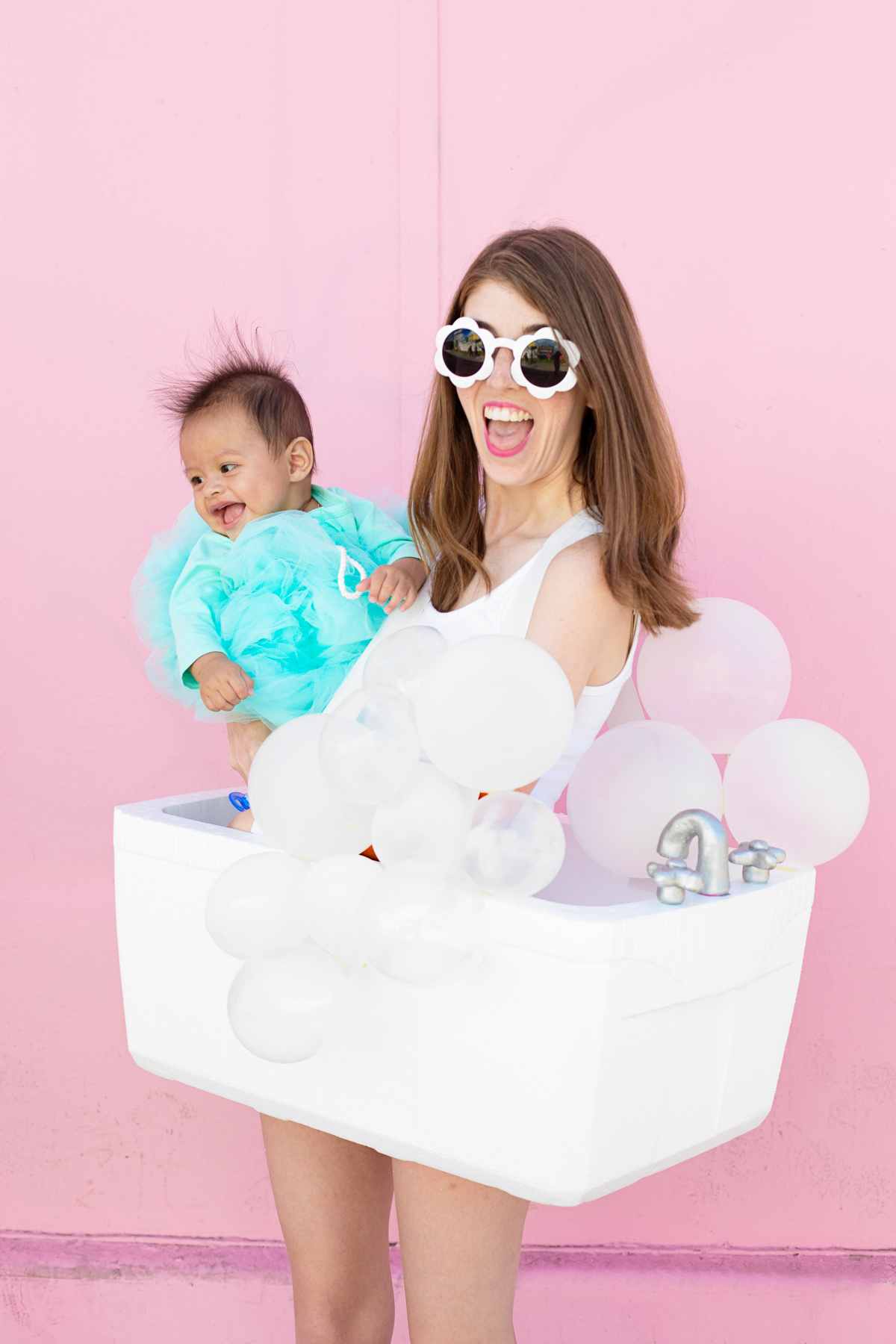 Diy Bubble Bath Family Costume Studio Diy