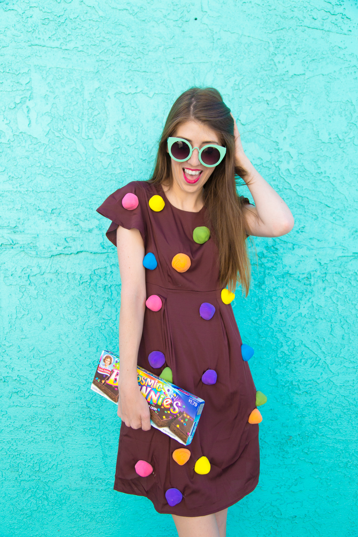 Thumbnail - DIY Cosmic Brownie Costume