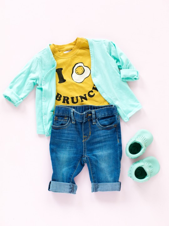 My Favorite Sources for Colorful Baby Clothes