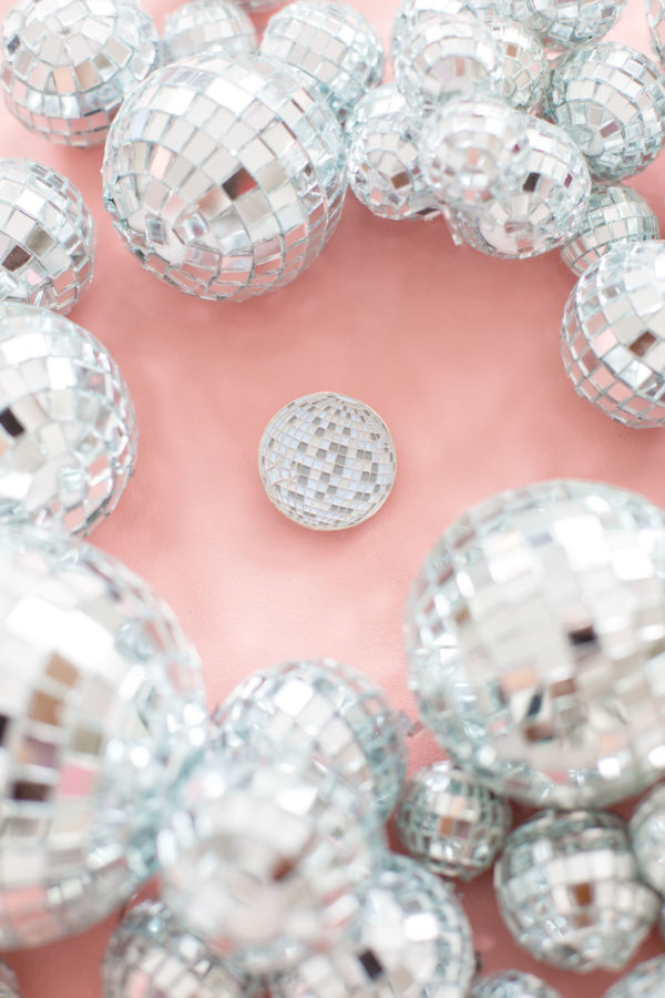 Disco Ball Pin