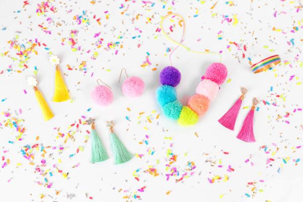 Rainbow Jewelry!