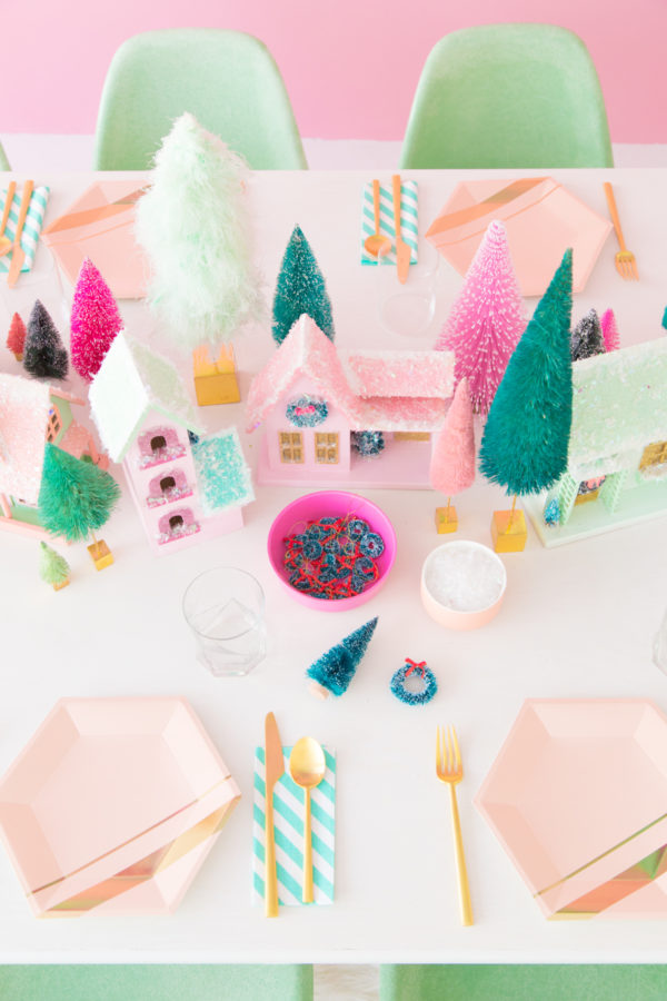 It Takes A Village: Our Crafty Christmas Brunch
