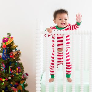 Arlo's First Christmas: Our New Family Traditions