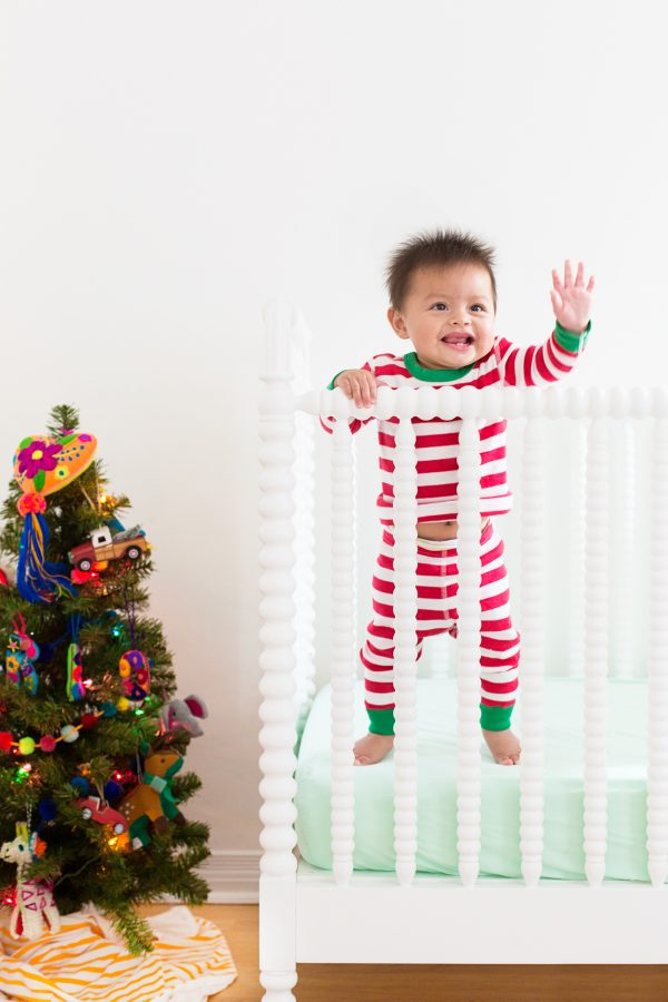 Baby's First Christmas - Our New Family Traditions