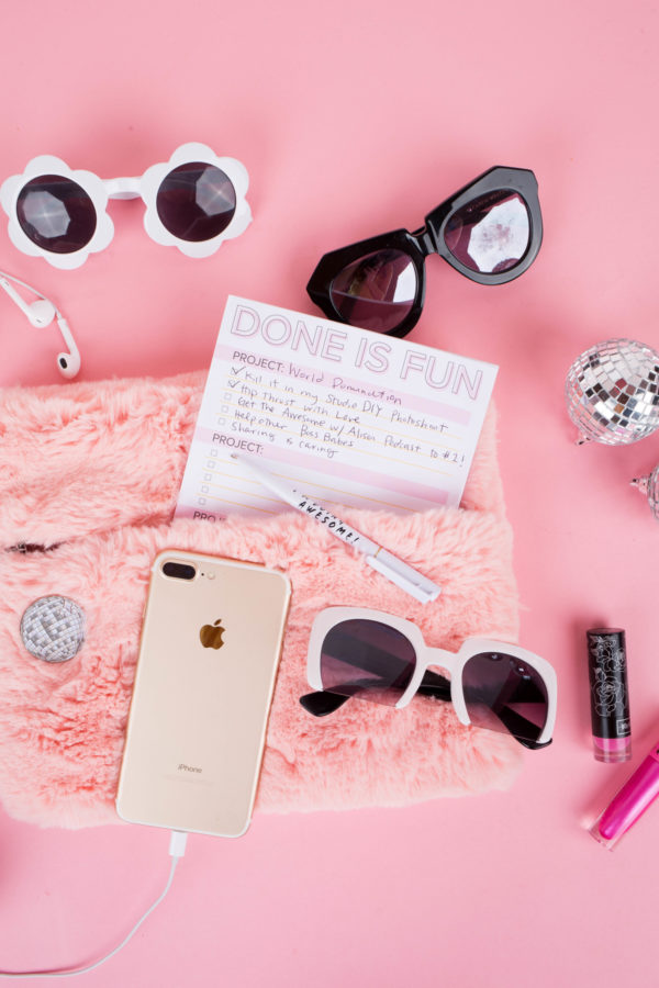 What's In My Clutch: The Alison Show
