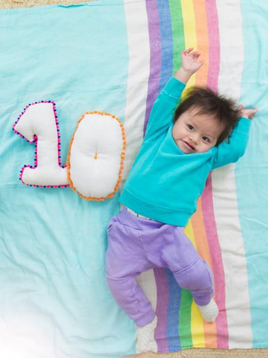 Arlo: Ten Months