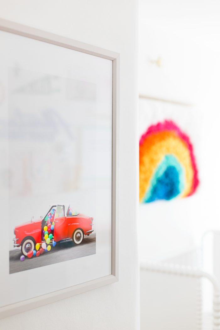 Colorful Nursery Art