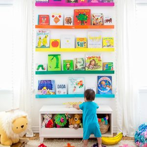 Arlo's Favorite Books Right Now (At One Year!)