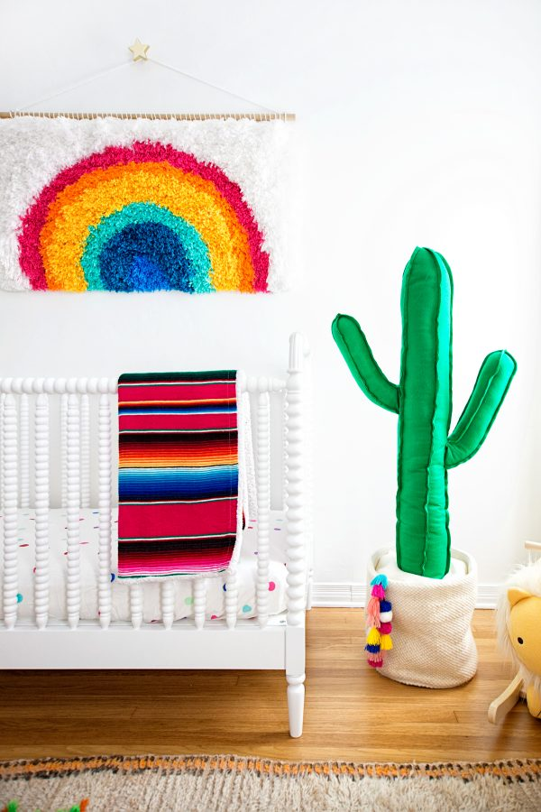 how to make a giant plush cactus