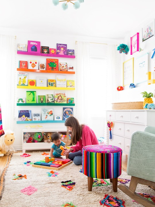 How To Decorate A Kids Room!