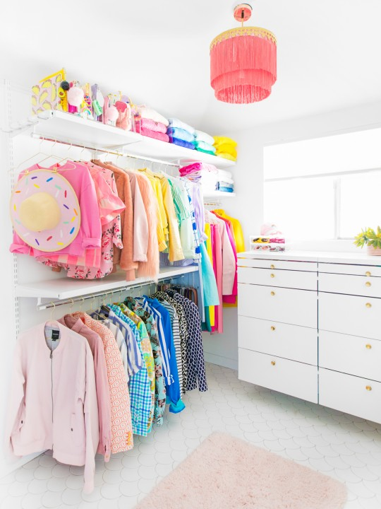 Our Closet Laundry Room Reveal + Ideas