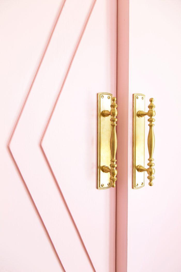 DIY French Doors