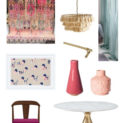The Mindwelling: Our Dining Room Inspiration