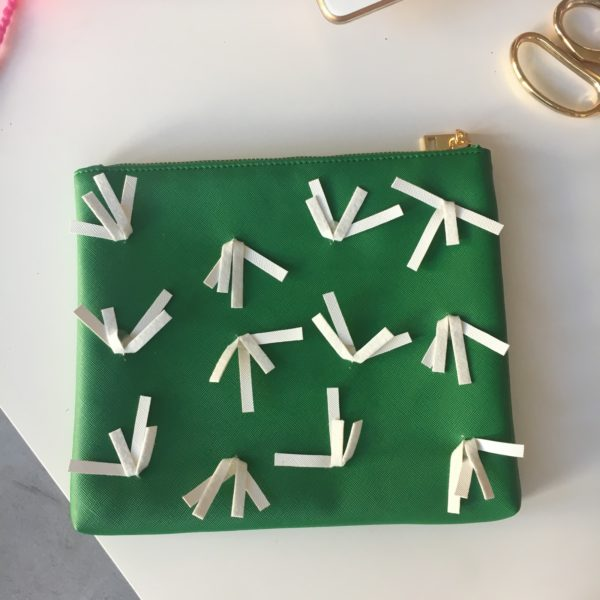 The Making of Our Cactus Clutch