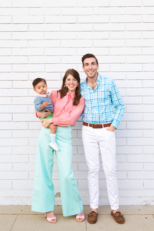 Family Easter Outfit Inspiration