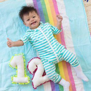 Arlo: Twelve Months