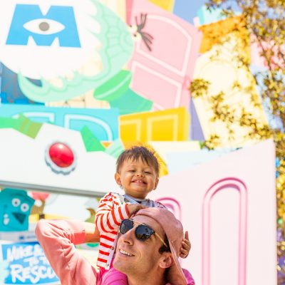 How To Do Disneyland with a One Year Old