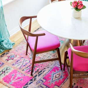 Where To Buy Colorful Vintage Moroccan Rugs (My Fave Sources!)