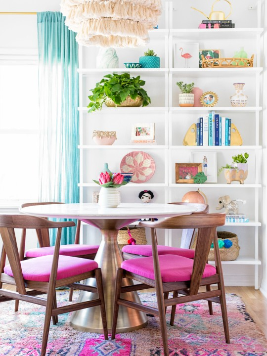 Our Dining Room Reveal!